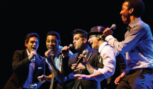 New Year's Eve at the Wheeler featuring The Doo Wop Project @  Wheeler Opera House