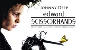 Halloween Film: Edward Scissorhands @ Wheeler Opera House